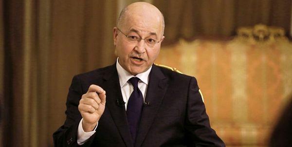 رئیسجمهور عراق: حمله به اربیل، اقدام تروریستی بود