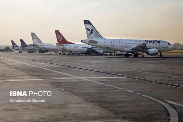 انجام مذاکرات برای از سرگیری پروازهای مسافری خارجی