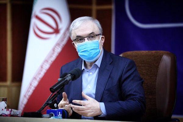 روایت وزیر بهداشت از ظلم آمریکاییها به ایران