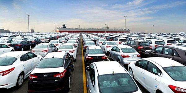 قیمت برخی خودروهای وارداتی ها در بازار