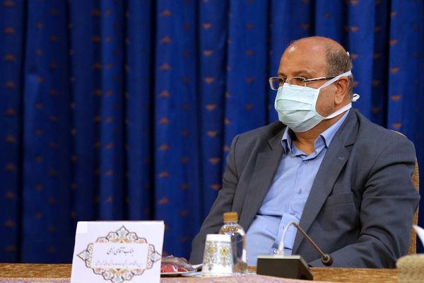 آخرین وضعیت مراجعان کرونا در تهران از زبان علیرضا زالی