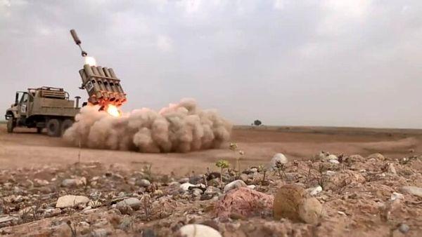 عملیات پاکسازی حشد شعبی و ارتش عراق علیه داعش