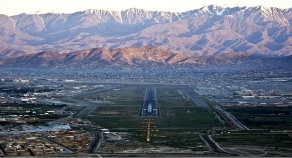 فرودگاه بین المللی کابل رسما بازگشایی شد