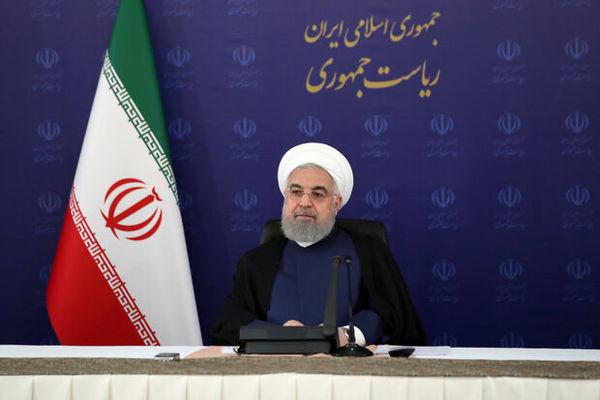 روحانی: در مذاکرات هیچ نظری به انتخابات نداریم/ برخی خود را سوپرانقلابی می دانند اما به دولت فحش میدهند