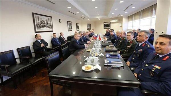مذاکرات هیأتهای روسیه و ترکیه با محوریت سوریه