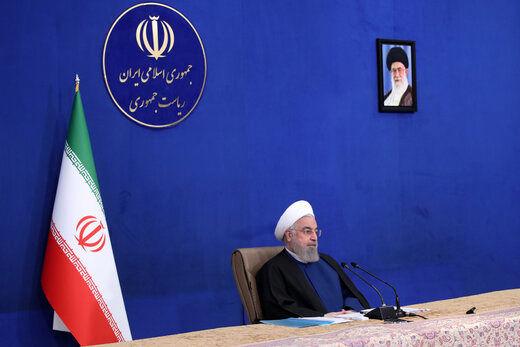 روحانی: مذاکرات وین پیشرفت داشته است/ هر سخن و حرکتی که مردم را مأیوس کند، خیانت است