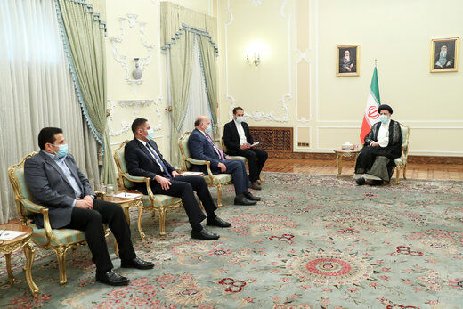 در دیدار رئیسی و وزیر خارجه عراق چه گذشت؟