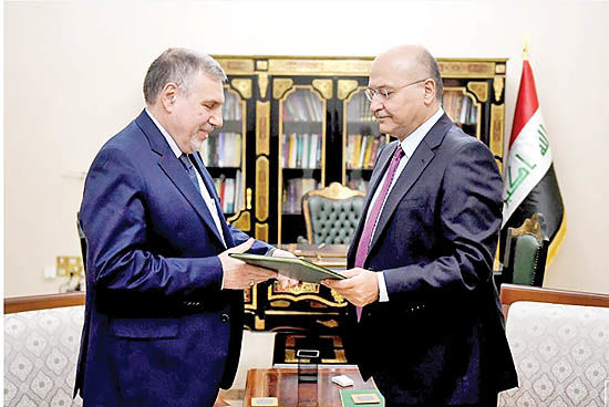تداوم بنبست سیاسی در بغداد؟