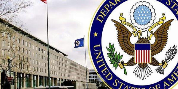 توضیح وزارت خارجه آمریکا درباره حمله راکتی به پایگاه این کشور