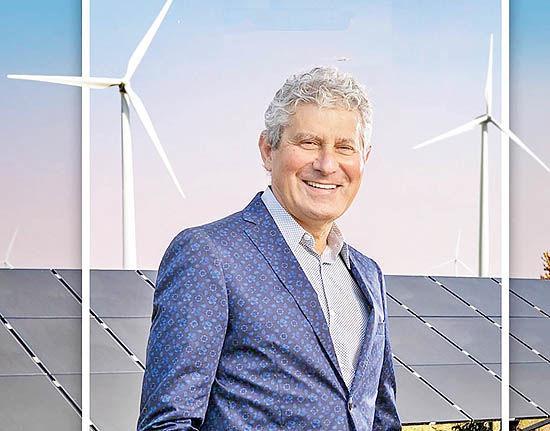 تحقق انقلاب سبز با میلیاردر بادی