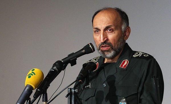سردار حجازی: آمریکا در پیامها خواهش وتمنا میکند که فرصت دهید