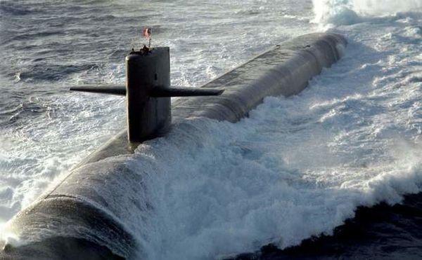 زیردریایی هستهای آمریکا دچار حادثه شد