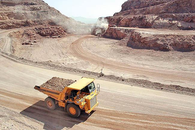 هدفگذاری برای رشد 30 درصدی استخراج در معادن