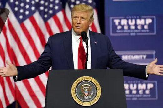 ترامپ، مرکل را مورد تمسخر قرار داد