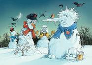 کابوس بریتانیا در آستانه کریسمس