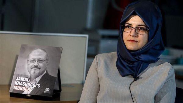 درخواست نامزد جمال خاشقچی از بایدن برای افشای جزییات قتل او