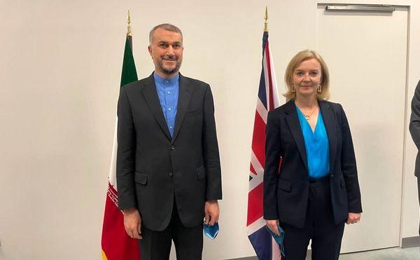 الیزابت تراس: برای بازپرداخت بدهیهای خود به ایران آمادگی داریم