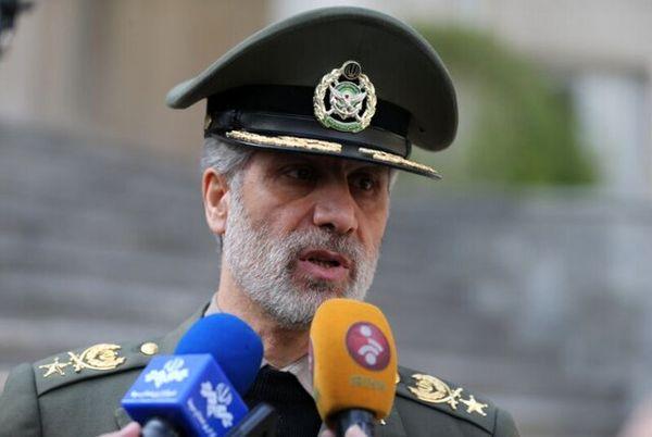 وزیر دفاع:شهید فخری زاده پرچمدار ایستادگی در برابر تهدیدات هسته ای بود