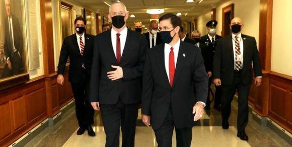 وزیر جنگ رژیم صهیونیستی به واشنگتن میرود