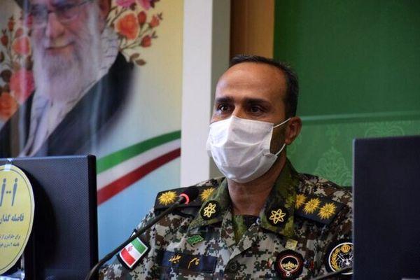 درگذشت فرمانده ارشد ارتش بخاطر ابتلا به کرونا+ عکس