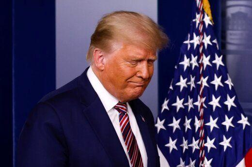 ترامپ: قدرت را واگذار نمی کنم