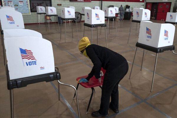 زمان رایگیری و اعلام نتایج انتخابات آمریکا