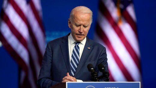 مسیر سخت بایدن در بدو ورود به کاخ سفید به روایت رسانه آمریکایی