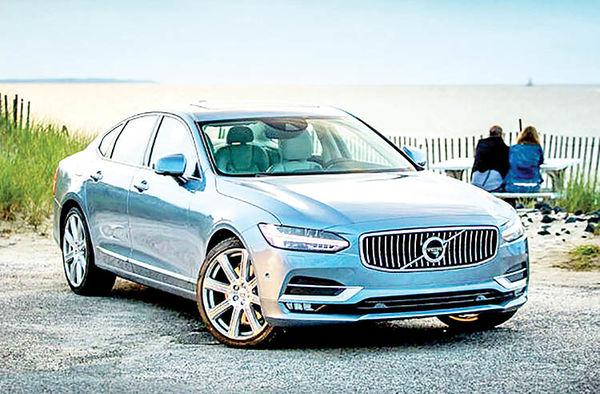 لوکسترین خودروهای 2021