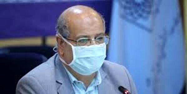 هشدار درباره افزایش آمار بیماران کرونایی در تهران