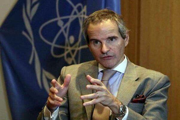 گروسی: بدون توافق هسته ای ایران، آژانس یک کور سرگردان است