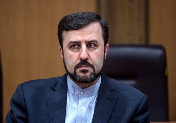 غریبآبادی: ایران وارد مرحله تازهای از غنی سازی شد