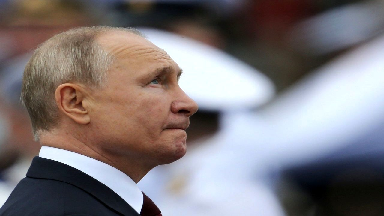رئیس جمهور روسیه