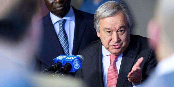 واکنش دبیر کل سازمان ملل به نبرد بین آذربایجان و ارمنستان