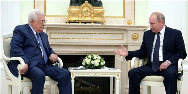 پوتین و محمود عباس تلفنی گفتوگو کردند
