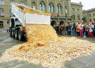 بانک جهانی پشت طلا را خالی کرد