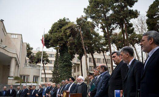 استقبال دولت از دستور رهبر انقلاب درباره مصوبه هسته ای مجلس