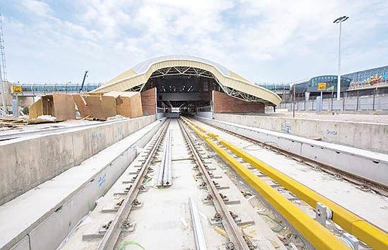 سال آینده مترو به پرند میرسد
