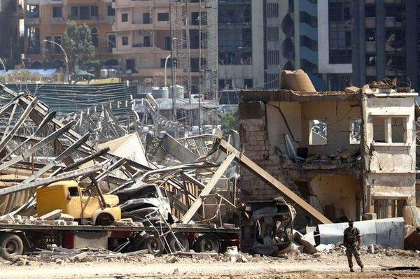 ناکامی افبیآی در تحقیقات درباره انفجار بزرگ بیروت