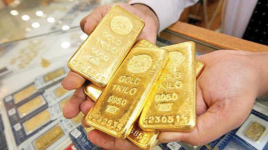 پیشنیاز عبور اونس طلا از 1800