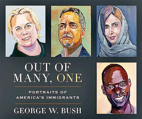 حمایت بوش از مهاجران