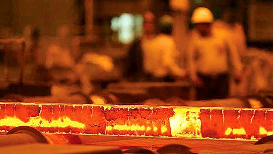 سهم 71 درصدی ایران از تولید فولاد غرب آسیا