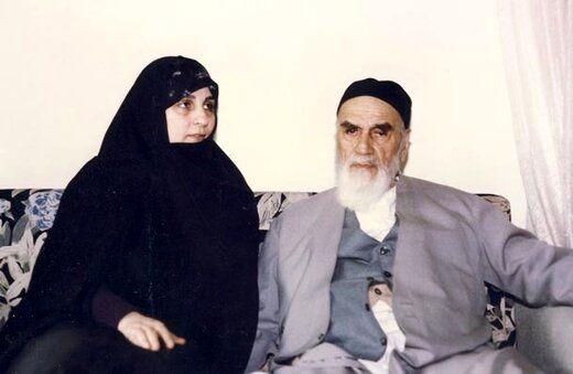 عروس امام خمینی(ره) مبتلا به کرونا شد