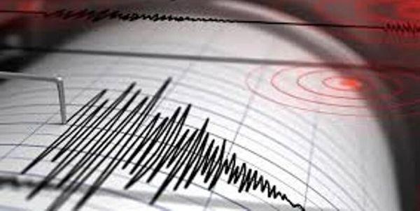 وقوع زلزله 3.5 ریشتری در دریای مازندران