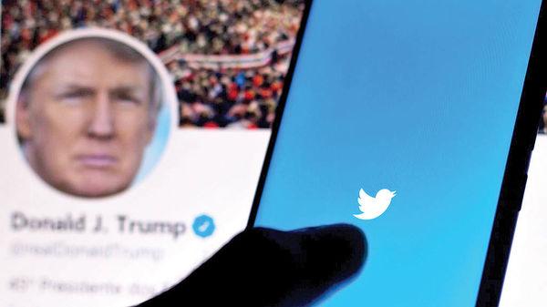 ترامپ یا توییتر؛ برنده کیست؟