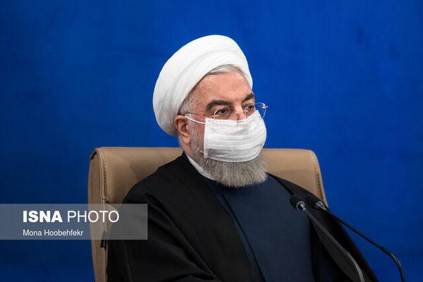 روحانی: این هفته واکسیناسیون در کشور آغاز میشود