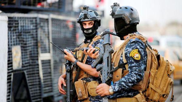 وضعیت اضطراری در بغداد/ حضور ارتش در خیابان