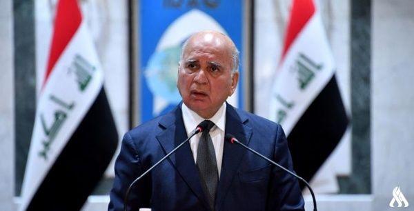 وزیر خارجه عراق به مسکو میرود