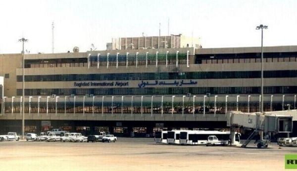 جزئیات حمله راکتی به اطراف فرودگاه بغداد