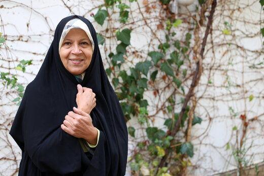 فائزه هاشمی: به محسن گفتیم دعا کن رد صلاحیت شوی