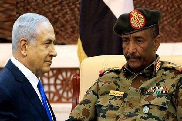 آمادگی مشروط سودان برای توافق با اسرائیل